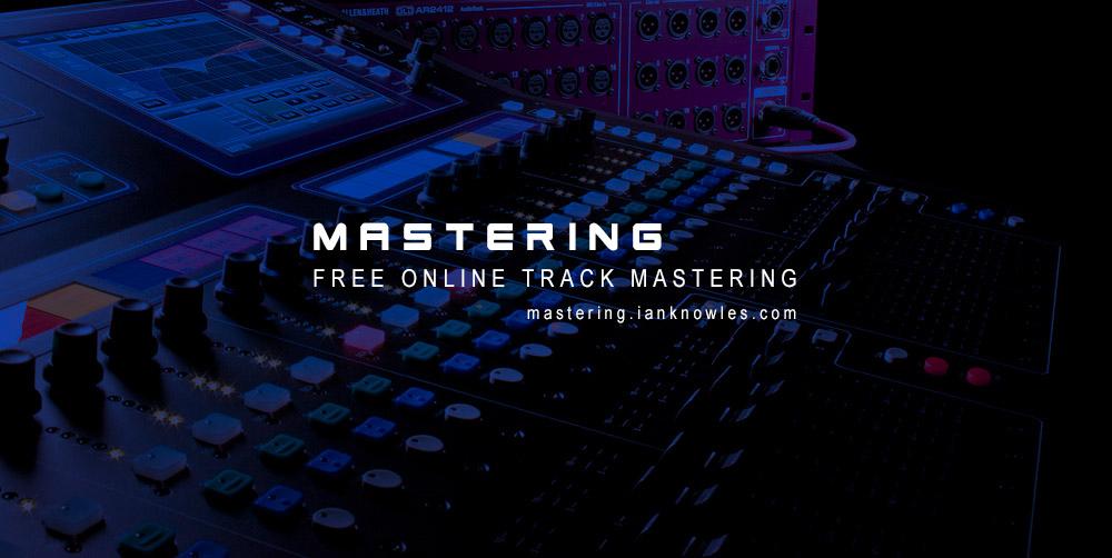 Free Online Track Mastering